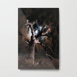 In Dead of Night Metal Print
