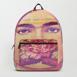 daft punk & frida Backpack