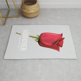 The Godfather - Alternative Movie Poster Rug