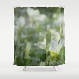 Mountain Jonquils Shower Curtain