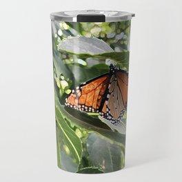 Farmers Market Butterfly #society6 #butterfly #buyart Travel Mug