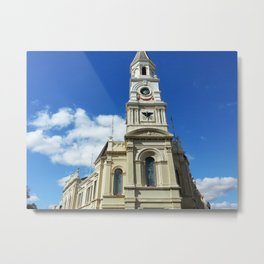Fremantle Town Hall//  Perth WA Australia Metal Print