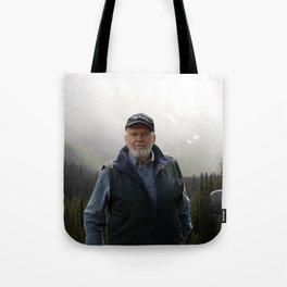 Portrait of a Beautiful Life Tote Bag