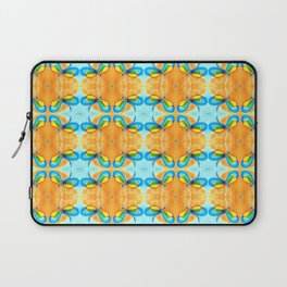 Dragonflies Summer Pattern Laptop Sleeve