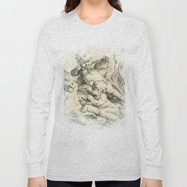 Cherub Dreams No.002 Long Sleeve T-shirt