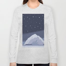 Arctic Night Long Sleeve T-shirt