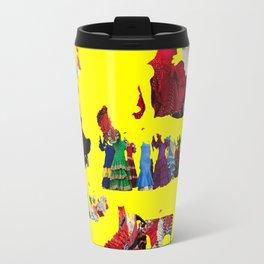 Chicas Flamencas - 2 Travel Mug