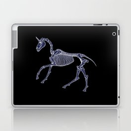 Unicorn Fossil Laptop & iPad Skin
