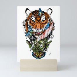 Shere Khan Mini Art Print