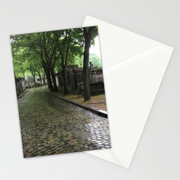 Avenue of the Dead Stationery Cards