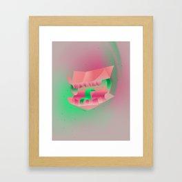 Howler Framed Art Print