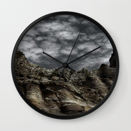 Teide National Park Wall Clock