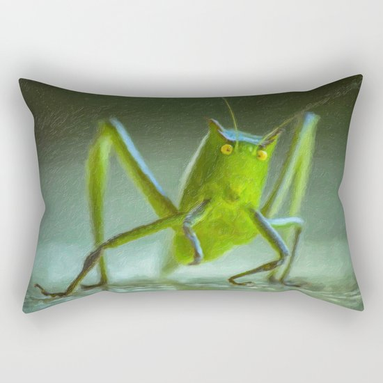 cricket Rectangular Pillow