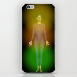 Thoughts Feelings and emotions iPhone Skin