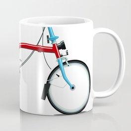 Folding London Brompton Bicycle Coffee Mug