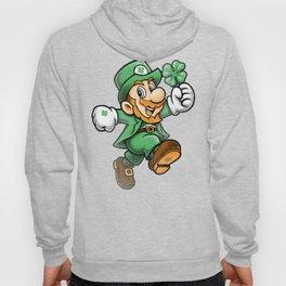 Lucky Mario Leprechaun Hoody