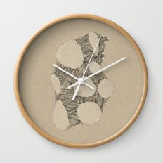 Kraft Konstruction Wall Clock