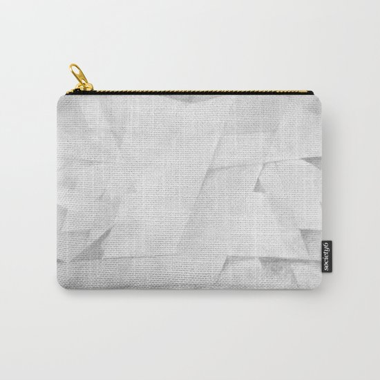 Folded Carry-All Pouch