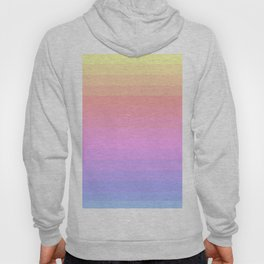 Pastel Sunset Gradient Hoody
