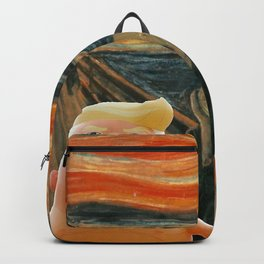 Trump Baby & The Scream Backpack