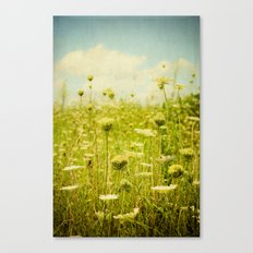 Make Your Own Path Canvas Print
