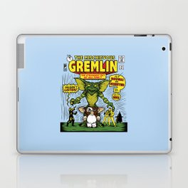 The Mischievous Gremlin Laptop & iPad Skin