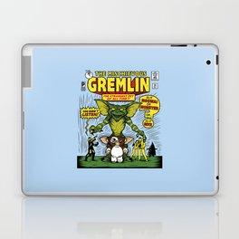 The Mischievous Gremlin Laptop & iPad Skin