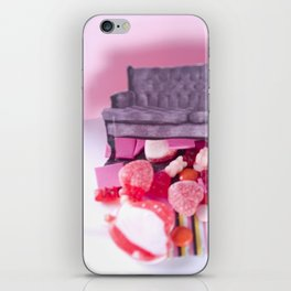 I Love That Emo Couch iPhone Skin