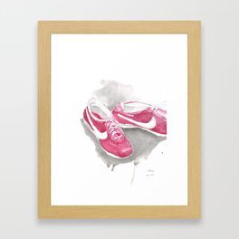 Cortez Framed Art Print