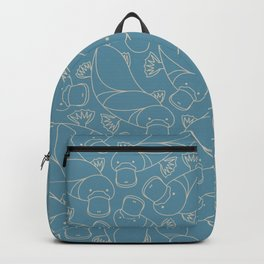 Minimalist Platypus Backpack