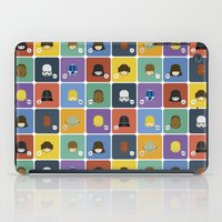 starwars iPad Cases featuring StarWars quotes by Thiago Grossmann