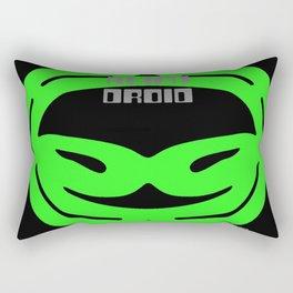 2KSD Alien Droid One Rectangular Pillow