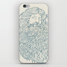Zeus iPhone & iPod Skin