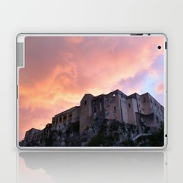 Tropea In Calabria At Sunset Laptop & iPad Skin