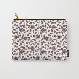 floral macabre Carry-All Pouch