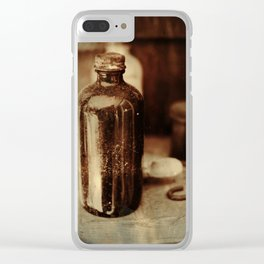Stil life Clear iPhone Case