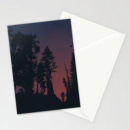 MTB Dark Forest Stationery Cards