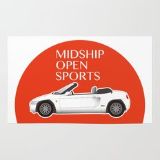 Midship Open Sports Rug