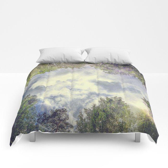 Happily Lost III Comforters