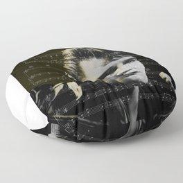 Suspicious Minds (Elvis) Floor Pillow