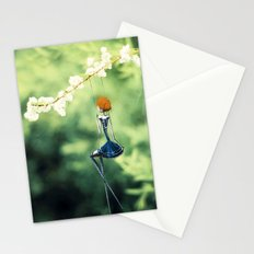 La Balançoire Stationery Cards