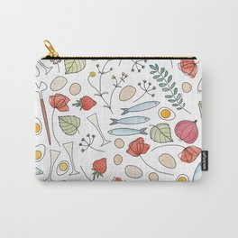 Midsummer Table Carry-All Pouch