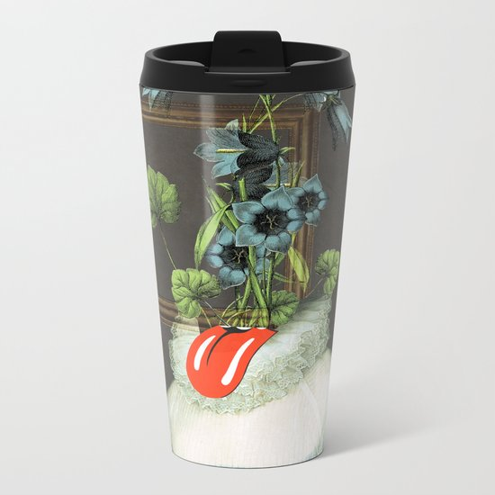 Another Portrait Disaster · G4 Metal Travel Mug