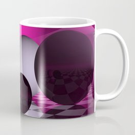 3D - abstraction -115- Coffee Mug