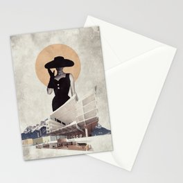 I know a little ... Stationery Cards