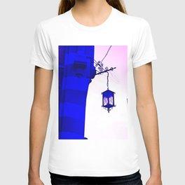 THE INTENSE BLUE LIGHT T-shirt