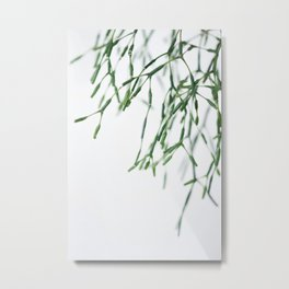 GEO plant Metal Print