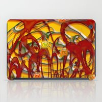 numbers iPad Cases featuring Numbers by LoRo  Art & Pictures