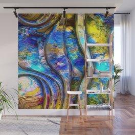 3D Twist 11 Wall Mural