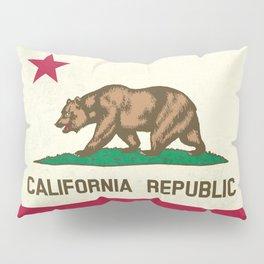 California Republic Flag Pillow Sham